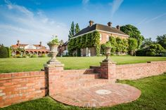 Winter-proof your 2014 wedding in the new barn at Micklefield Hall