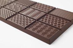 """nendo Looks to Update Chocolate Bars With """"chocolatexture"""""""