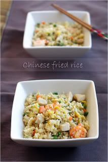 How-to make Chinese Fried Rice
