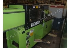 1995/93 Two Arburg Injection Molders