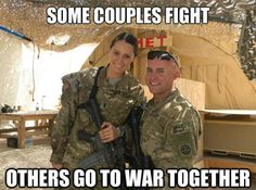 Funny Couple Memes and Cute Pictures Military Couples, Military Quotes, Military Love, Military Humor, Military Girlfriend, Military Families, Military Wedding, Pilot Humor, Wedding