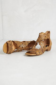 Margo Sandals #anthropologie