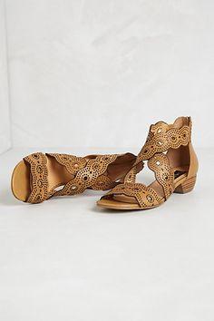 Margo Sandals #anthropologie