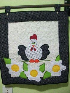 Panô forno galinha e ovo