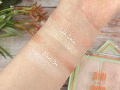 "Pixi | Glow-y Gossamer Duo in ""Delicate Dew"" & ""Subtle Sunrise"":"