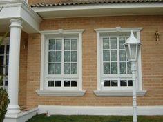 Diseños de ventanas para casas http://comoorganizarlacasa.com/disenos-ventanas-casas/