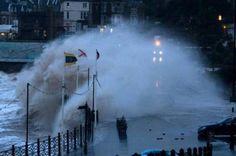 Clima: #Meteo #Europa. #Allerta MALTEMPO su Isole Britanniche per venti forti (link: http://ift.tt/2co4GPO )