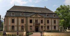 zamek potstejn Czech Republic, Mansions, House Styles, Palaces, Castles, Home Decor, Decoration Home, Manor Houses, Palace