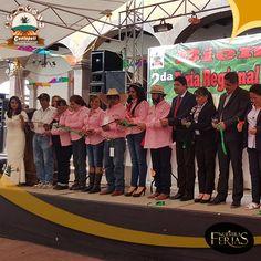Inauguración de la 2da. Feria del Pulque y del Nopal #Contepec #Michoacan #ElAlmaDeMexico