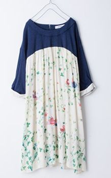 I wonder if I could make this and have it Not look like a maternity dress.