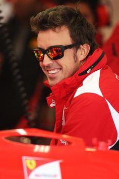 Fernando Alonso (ESP) Ferrari.  Formula One World Championship, Rd19 United States Grand Prix, Qualifying, Austin, Texas, 17 November 2012