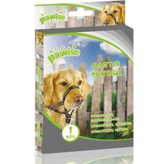 A Coleira Cabresto Pawise, serve para cães que gostam de levar seus donos para passear, fazendo com que eles não consigam exercer força sobre o tutor.