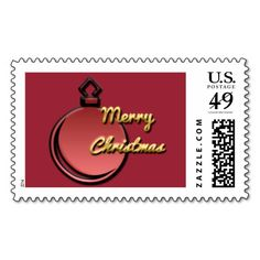 Merry Christmas stamps, for sale !