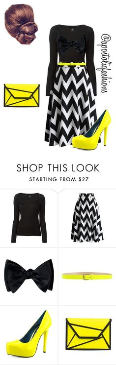 """Apostolic Fashions #916"" by apostolicfashions on Polyvore featuring Petit Bateau, Chicwish, Daniele Alessandrini and MIA"