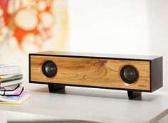 Make some noise for this sweet speaker - Symbol Audio Tabletop Hifi