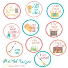 154 best creative chore charts images on pinterest activities for