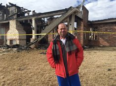 It was a somber Christmas morning for the Guardiola family after their Forney home was engulfed in flames Christmas Eve. Gerardo Guardiola, a 21-year veteran of the Dallas Police Department, said he and his family were enjoying dinner when they noticed something wrong with their outdoor fireplace, reported NBCDFW.