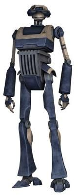 T Series Tactical Droid