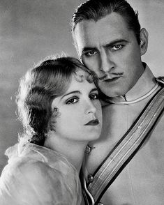 John Barrymore and Camilla Horn in Tempest Cinema Movies, Movie Tv, Vintage Hollywood, Classic Hollywood, Camilla, Zelda Fitzgerald, John Barrymore, Film Story, Marlene Dietrich