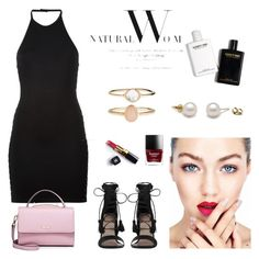 """""""Cena"""" by luziagalvang on Polyvore featuring moda, Balmain, Zimmermann, WithChic, Accessorize y Chanel"""