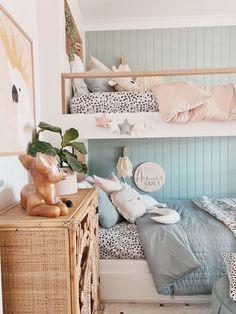 Boy And Girl Shared Room, Boy Girl Room, Girls Bedroom, Unisex Bedroom Kids, Ikea Girls Room, Bedroom Ideas, Modern Kids Bedroom, Big Girl Bedrooms, Bedroom Rustic