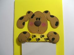 Bloquinho de cachorrinha com fitas Sinimbu - passo 12