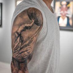 Nagyon szép felkar #tetoválás
