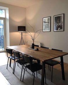 Dining Room Inspiration, Home Decor Inspiration, Decor Ideas, Home Living Room, Living Room Decor, Earthy Home Decor, Dining Room Design, Dining Rooms, Home Interior Design