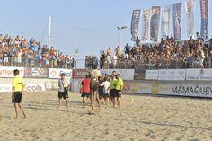 #BeachSoccer:Ancora abbracci tra i ragazzi del Muraglione di #Viareggio