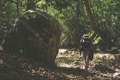 camping treking