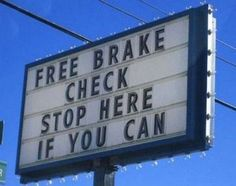 Remember, at Ek Automotive you receive a full inspection with every oil change. Drive safely!