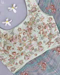 Green Lehenga, Tree Skirts, Floral Tops, Christmas Tree, Holiday Decor, Home Decor, Women, Homemade Home Decor, Top Flowers