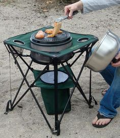 Cobb Tailgating Table