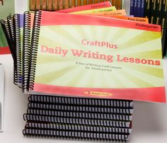 Free writing lessons! View the Target Skills, literature models, and first month of lessons and assessments for each grade k-8.