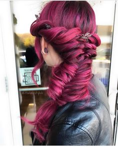 """8,567 Likes, 52 Comments - Pulp Riot Hair Color (@pulpriothair) on Instagram: """"@thehairstylish is the artist... Pulp Riot is the paint."""""""