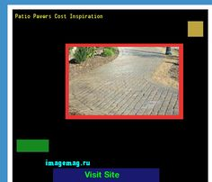 Patio Pavers Cost Inspiration 165334 - The Best Image Search
