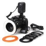 SCFC150 Universal Camera DSLR Ring Light - Backdrop Outlet