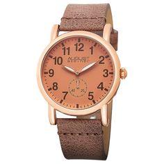 August Steiner Women's Swiss Quartz Strap Watch
