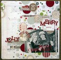 A Project by Leslie Ashe from our Scrapbooking Gallery originally submitted 12/31/12 at 12:44 PM