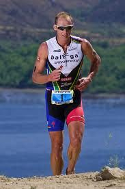 """Conrad Stoltz - """"The Caveman"""" is a two-time Olympian and the only man with four Xterra World Titles.  Click pic to get your copy of """"Conrad Stoltz""""..."""