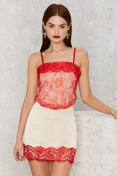 Nasty Gal Sleep When You're Dead Lace Dress - What's New : Clothes
