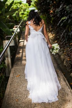Secluded Costa Rica Wedding Photo By A Brit And Blonde