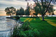 Lake Simcoe, Innisfil, Ontario, Canada