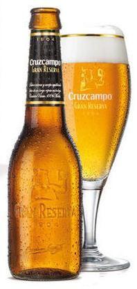 Cruzcampo, la cerveza del sur