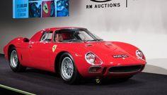 A 1962 Ferrari 250 LM coupe