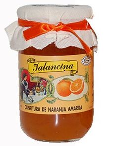 Bitter Orange Jam Jalancina  This bitter orange preserve marmalade is made from Valencia oranges, which have less rind than that of the Seville orange. The result is a tangy balanced Jalancina fruit preserve. It is full of fruit, has a very concentrated flavor, and the fundamentally bitter sensation wrought by the orange peel has a bittersweet balance. On your breakfast toast or English muffin you will enjoy a remarkable combination of Valencian oranges with tangy slivers of rind and cane…