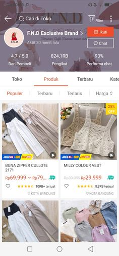 Muslim Fashion, Korean Fashion, Online Shop Baju, Aesthetic Shop, Online Shopping Sites, Teen Fashion Outfits, Girly, Ootd, Random