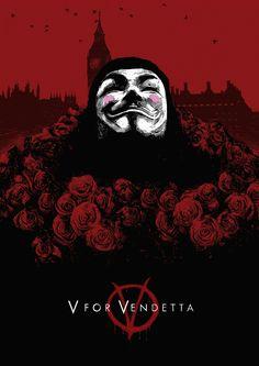 V for Vendetta V For Vendetta Poster, V For Vendetta Tattoo, V For Vendetta 2005, V For Vendetta Quotes, V Comme Vendetta, V Vendetta, V For Vendetta Wallpapers, V For Vendeta, Ideas Are Bulletproof