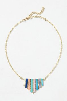 Calliope Matchstick Necklace - Anthropologie.com