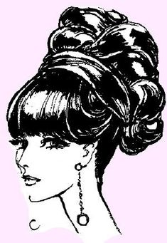40s and 50s hair styling tips